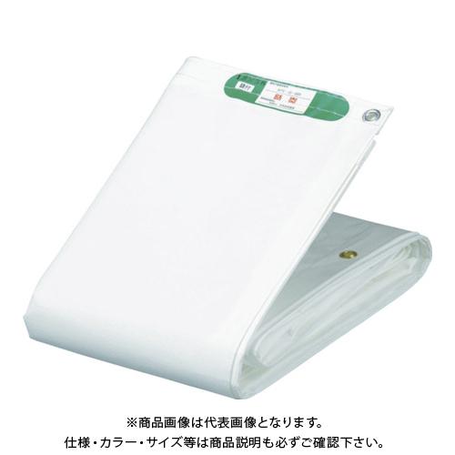 萩原 国産塩ビ防炎シート KEB5472