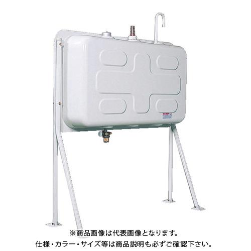 【運賃見積り】【直送品】ダイケン 屋外用灯油タンク ホームタンク壁寄せ片面タイプ標準脚195型 HT-K195S