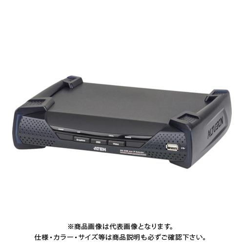 【運賃見積り】 【直送品】 ATEN IP-KVMエクステンダー レシーバー / DVI KE6900R