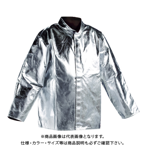 JUTEC 耐熱保護服 ジャケット Lサイズ HSJ080KA-1-52