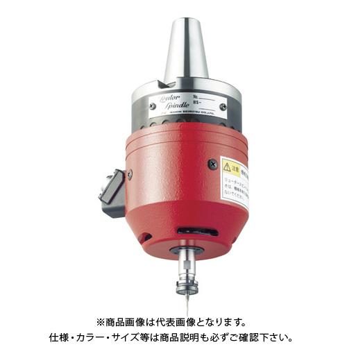 【運賃見積り】 【直送品】 リューター 機械装着用h4スピンドルHS-2550用モータユニット B40シャンク付き HSM-2550-B40