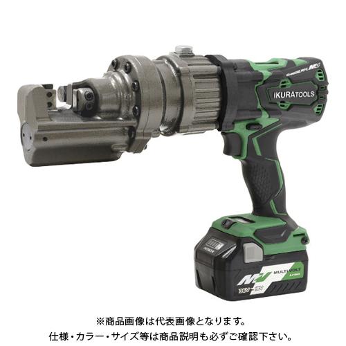 育良 コードレス鉄筋カッター(50224) ISK-RC16LE