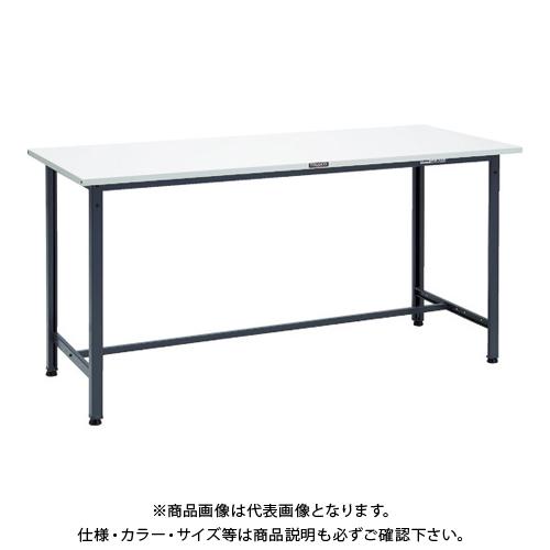 【運賃見積り】 【直送品】 TRUSCO HSAE型立作業台 1800X600XH900 DG HSAE-1860 DG