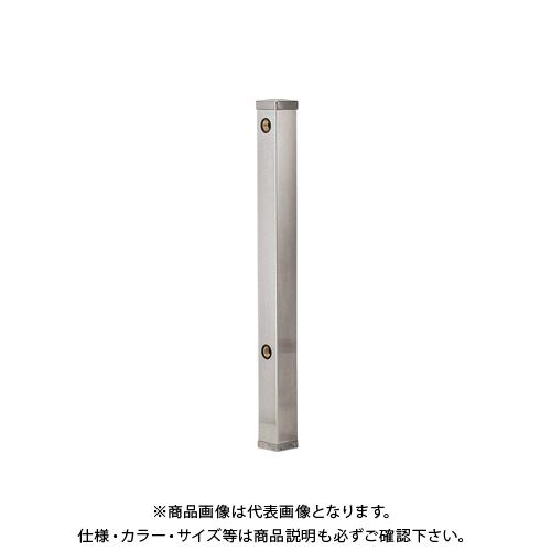 【12/5限定 ストアポイント5倍】カクダイ ステンレス水栓柱 70角 6161B-1000