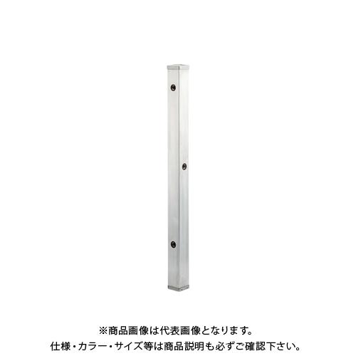 カクダイ ステンレス水栓柱(分水孔つき) 70角 624-113