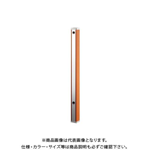 カクダイ 水栓柱(ブラウン木目) 70角 624-172