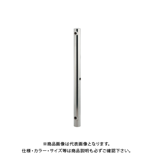 カクダイ ステンレス水栓柱(分水孔つき) 624-221