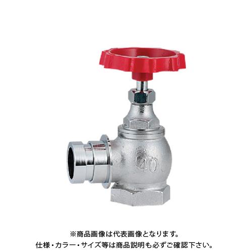 カクダイ 散水栓 90° 652-711-50