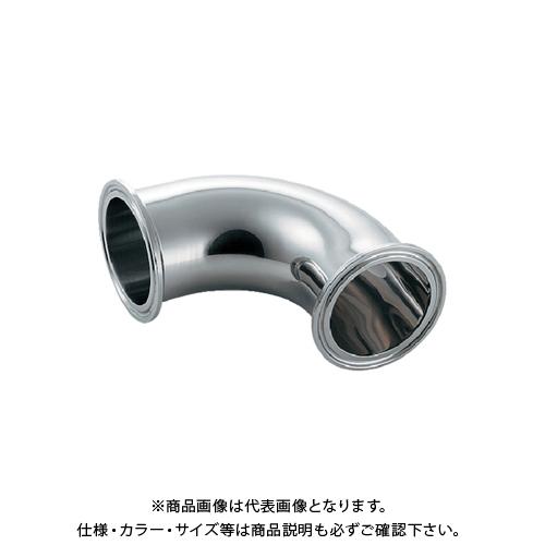 カクダイ 両へルールエルボ 3S 691-05-F