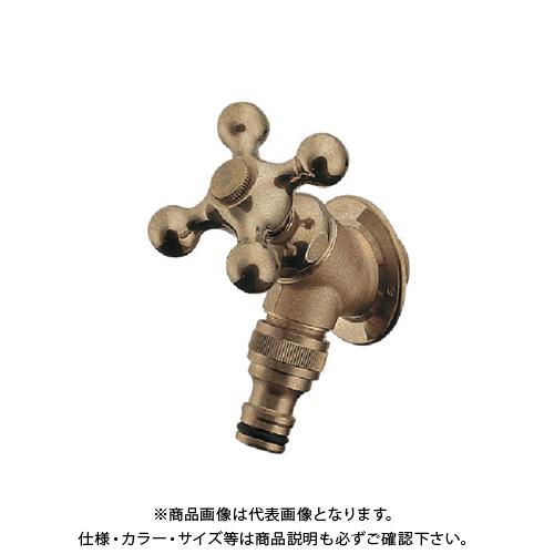 カクダイ ガーデン用水栓 アンティーク 701-316-13