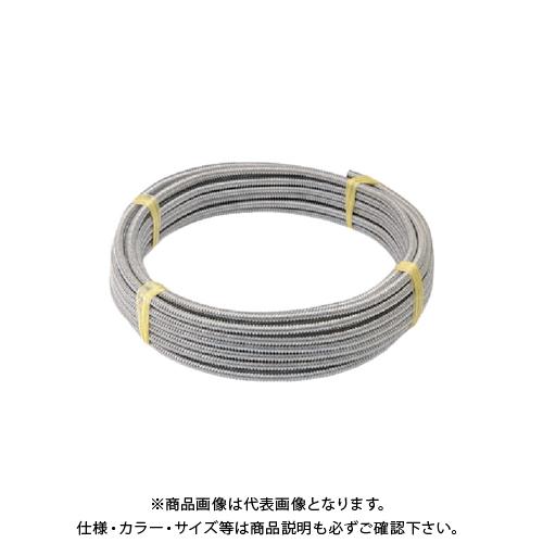 【12/5限定 ストアポイント5倍】カクダイ 巻フレキパイプ 6710-13X25