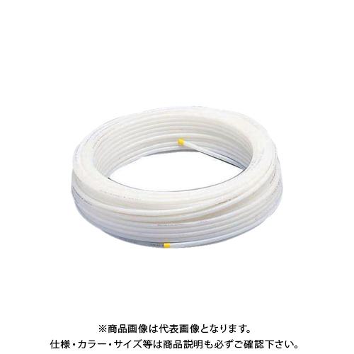 【12/5限定 ストアポイント5倍】カクダイ 架橋ポリエチレン管 20A 672-103-100