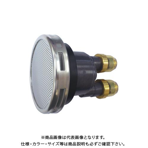 カクダイ 一口循環金具(ワンロック式) 10A 415-007