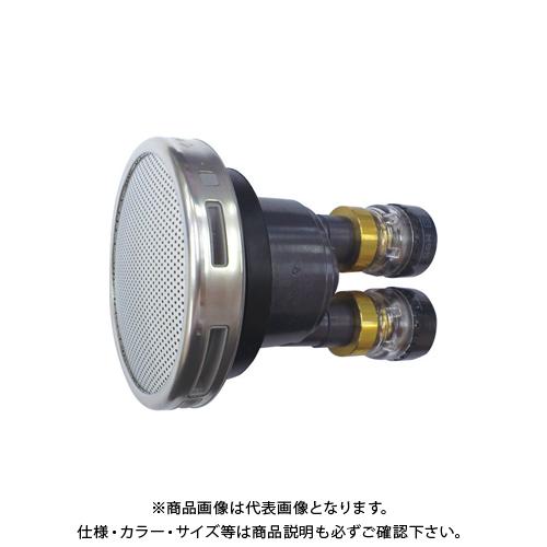 カクダイ 一口循環金具(ワンロック式) 13A 415-008