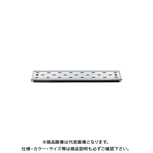 【12/5限定 ストアポイント5倍】カクダイ 長方形排水溝(浅型) 4204-100X600