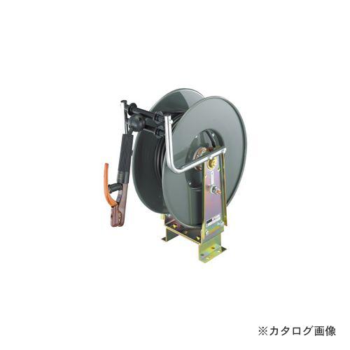 三協リール TRIENS O-series 電気溶接リール 22.0mm2×15.0M-ホルダ仕様 SDR-2215