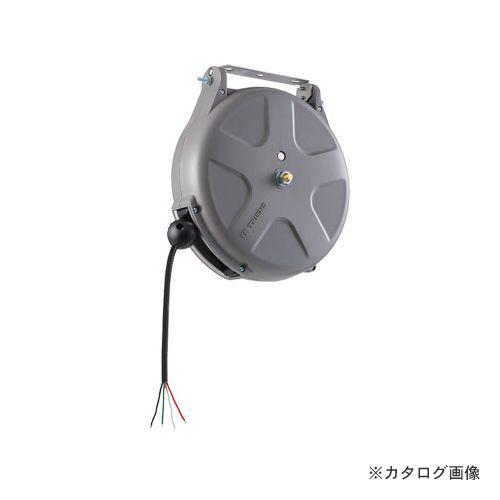 三協リール TRIENS S-series 無接点制御リール 4心-8.0M SNS-408A