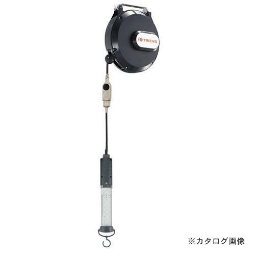三協リール TRIENS e-COA+ キャプテンライトLEDリール マルチタップコンセント100V-8.0M TCS-308MDA