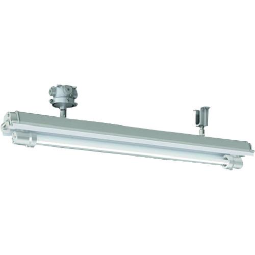 【運賃見積り】【直送品】岩崎 防爆形直管LED照明器具32×1定格出力形相当 直付形 電線管径φ22 EXILF1411BSA9N-22
