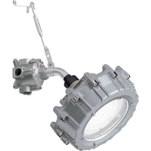 【運賃見積り】【直送品】岩崎 防爆形LED高天井照明器具 水銀400W相当ブラケット形 電線管径φ22 EXIL3062SA9-22
