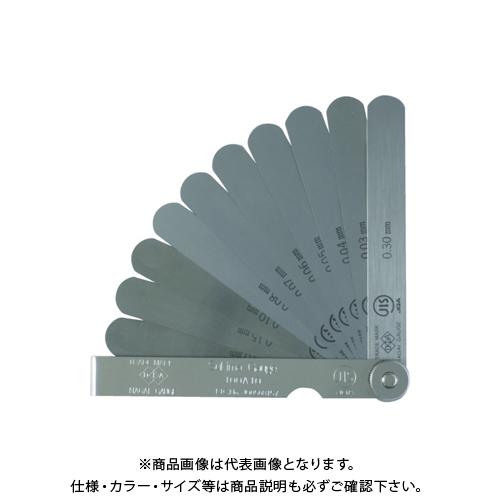 【個別送料1000円】【直送品】DIA JIS規格すきまゲージ100A12 100A12