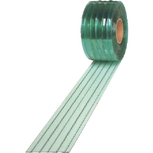 【運賃見積り】【直送品】アキレス ストリップ型ドアカーテン アキレスミエール一般制電ライン2×200 MI-LINE-220-30
