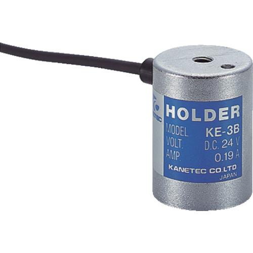 カネテック 電磁ホルダー 径30mm×高さ40mm KE-3B