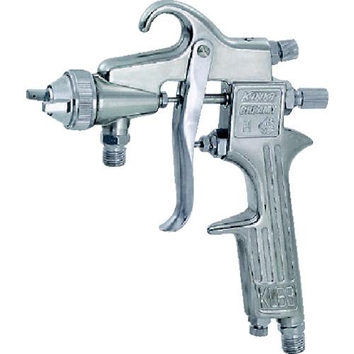 近畿 クリーミー吸上式スプレーガン ノズル径1.5mm C-63S-15