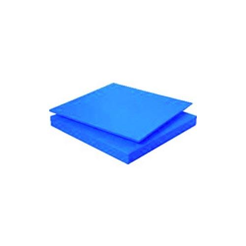 【個別送料1000円】【直送品】タキロン スーパーキャストナイロン 45T×500×1000 青 TP-MCN-PLATE-550-45-500-1000
