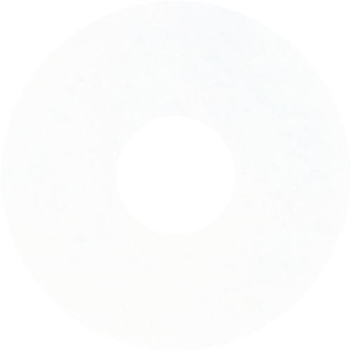 アマノ 自動床面洗浄機EG用パッド白 20インチ 5枚 HFV202500