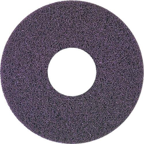 アマノ 自動床面洗浄機EG用パッド茶 20インチ 5枚 HFV202200
