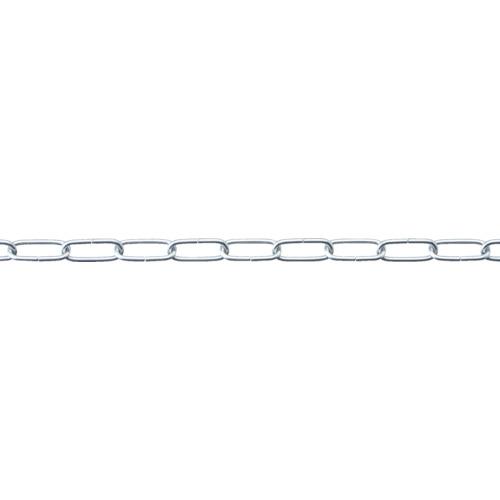 ニッサチェイン SUS316 リンクチェイン(未溶接) 30M SL20SHG