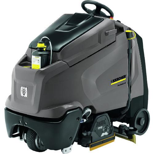 【直送品】ケルヒャー 業務用立ち乗り式床洗浄機 BR65/95RS BP DOSE