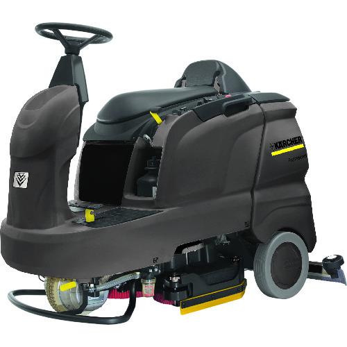 【直送品】ケルヒャー 業務用搭乗式床洗浄機 BD55/90R Bp DOSE BD55/90R BP DOSE