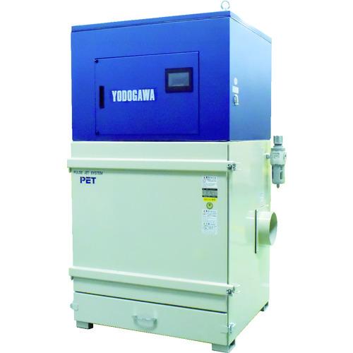 【運賃見積り】【直送品】淀川電機 パルスジェット除塵(微差圧感知)式 集塵機 PET-TECシリーズ 三相200V(1.5kW・IE3モータ)50Hz PET150PTEC 50HZ