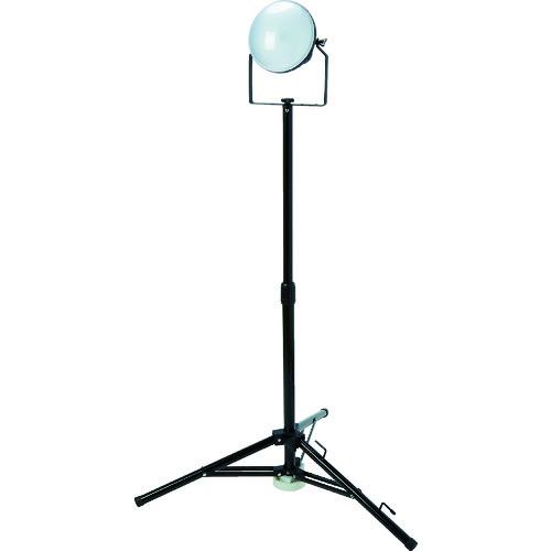 【個別送料1000円】【直送品】TRUSCO LED投光器 DELKURO 三脚タイプ 1灯 50W 5m アース付 2芯3芯両用タイプ RTLE-505EP-SK