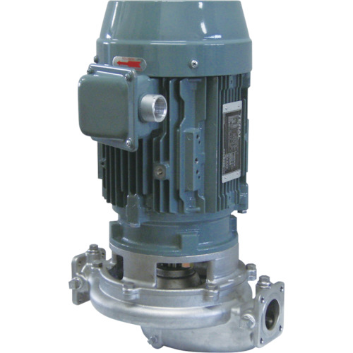 【直送品】テラル ステンレス製アイラインポンプ 吐出量150L/min SLP2-32-6.25-E