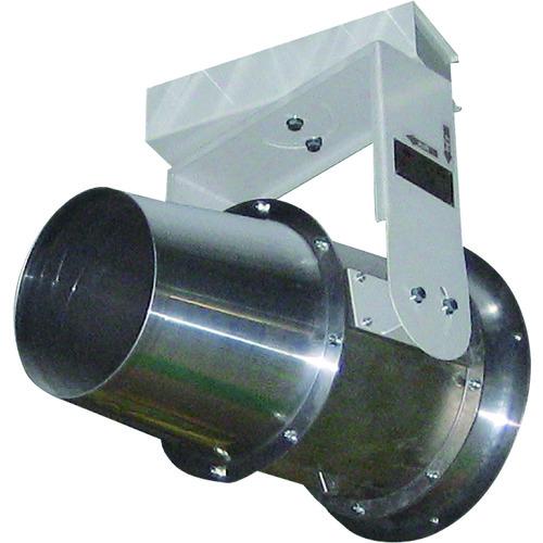 【直送品】テラル 誘引ファン 吐出口外径140mm SF160-4F-0.03(4)-1-100