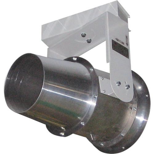 【直送品】テラル 誘引ファン 吐出口外径140mm SF160-4F-0.03(4)-3-200