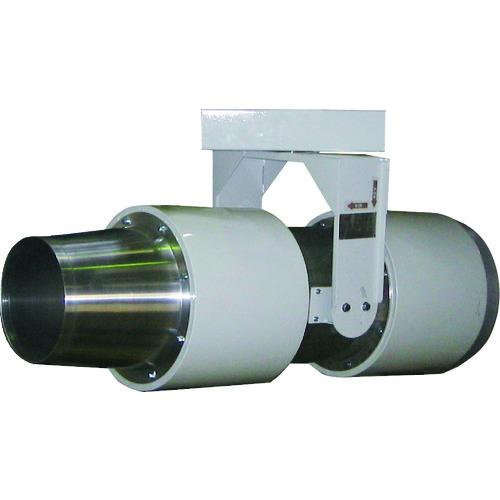【直送品】テラル 誘引ファン(サイレンサー付き Sタイプ) 吐出口外径140mm SF160-4F-0.03(4)RR-1-100-S