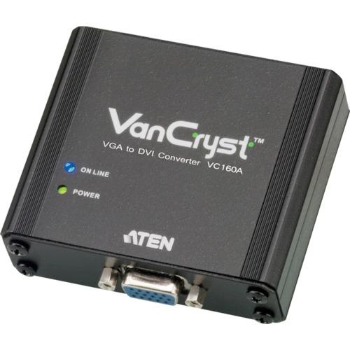ATEN ビデオ変換器 VGA to DVIタイプ VC160A