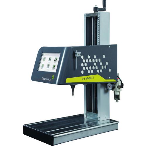 【運賃見積り】【直送品】グラボテック 卓上型刻印機 IMPACT
