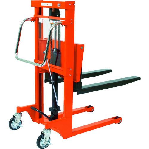 『1年保証』 H72-900 KYS フォーク式 150kg 【直送品】TRUSCO BEA-H150-9:KanamonoYaSan  コゾウリフター-DIY・工具