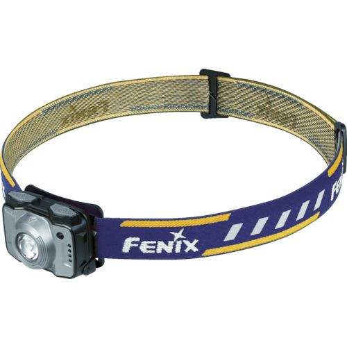 FENIX 充電式LEDヘッドライト HL12R GREY HL12RGREY