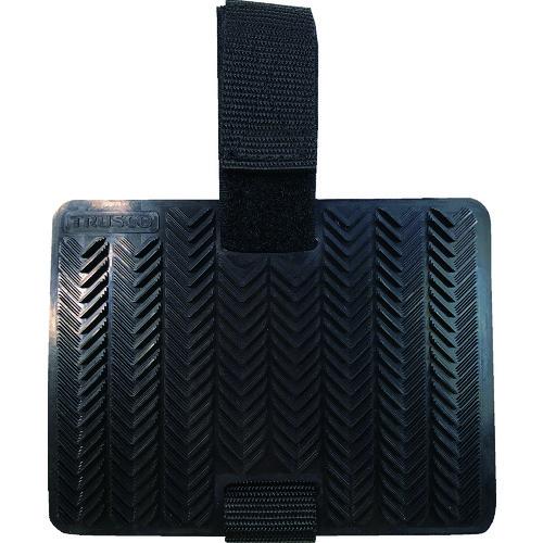 TRUSCO ダンボール運搬補助パッド セール 特集 DANーGrip オンラインショッピング 94X124mm 黒 HVD-912-BK