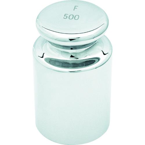 TRUSCO OIML 円筒分銅F2級 500g MLCF-500G