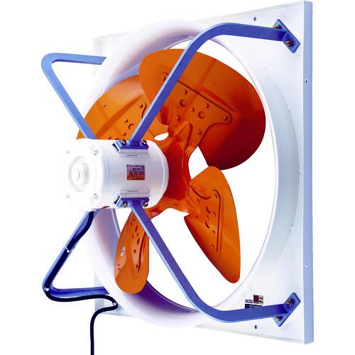 【運賃見積り】【直送品】スイデン 有圧換気扇(圧力扇)ハネ60cm 1速式 3相200V SCF-T60FG3