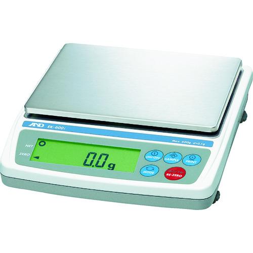 【直送品】A&D パーソナル天びん EK600i 一般校正付 EK600I-JA-00A00