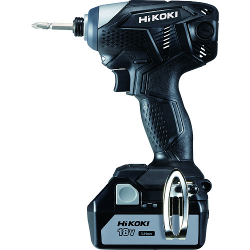 HiKOKI 18Vコードレスインパクトドライバ本体のみ グリーン WH18DKL-NN-L