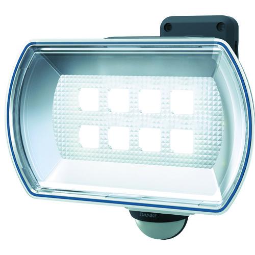 ダンケ 4.5Wワイド フリーアーム式LED乾電池センサーライト E42150